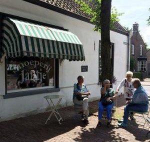 Excursie naar  Snoepwinkeltje Jantje in Aarle Rixtel