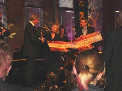 Stichting Helmond ontvangt