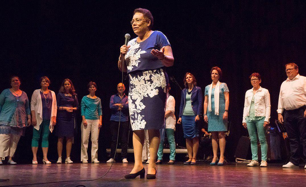Spreektijd in de gemeenteraad Astrid Veeris