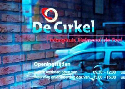 Cirkel opening