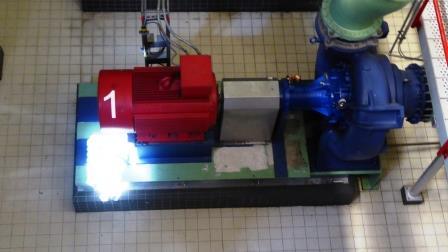 5 Waterzuivering pomp