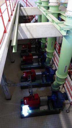 6 Waterzuivering invoer