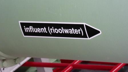 9 Waterzuivering influent