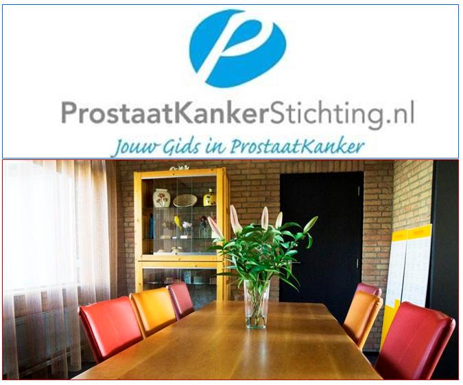 Bijeenkomst over prostaatkanker