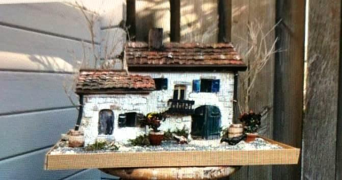 Frans huisje maken met Riekus