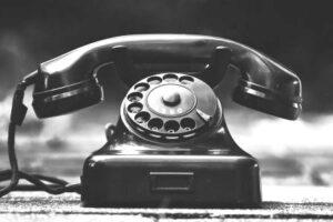 Telefonisch spreekuur in de Cirkel