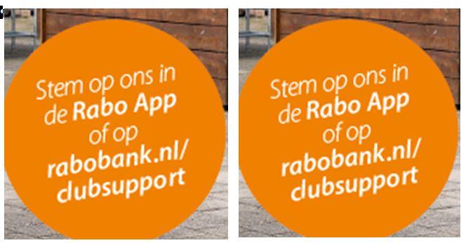 Stem Rabo ClubSupport