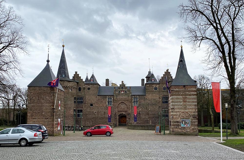 Kasteel Helmond locatie Samenloop voor Hoop 2022